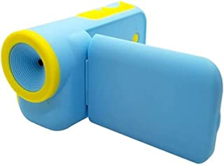 AikoLabo 多彩儿童玩具摄像机 儿童相机 IQ-CO-KV-BL 蓝色