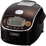 ZOJIRUSHI 象印 電飯鍋 3合 壓力IH式 極炊 純厚釜 深棕色 NP-RY05-TD 需配變壓器
