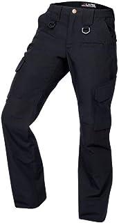 LA Police Gear 女士弹力 WB 8 口袋操作员战术裤 *蓝 4-REGULAR