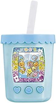 BANDAI 万代 游戏机 珍珠奶茶机 搅拌混合! Puni-Tapi酱 嫩弹珍珠酱 蓝色奶茶