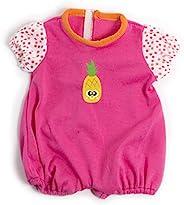Miniland 31554 娃娃服装,粉色,38-40 厘米