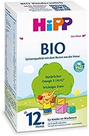 HiPP 喜宝 Bio 幼儿奶粉 适用于1岁以上幼儿,4盒装(4 x 600g)