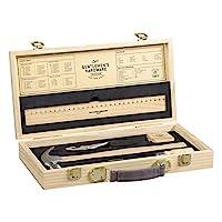 櫸木盒工具套件