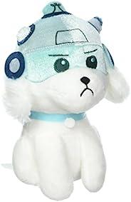 Funko Galactic 毛绒玩具:Rick and Morty-Snowball 带头盔毛绒玩具,多色