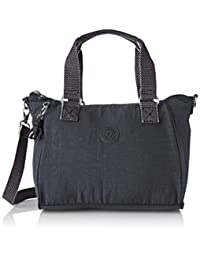 Kipling Womens Amiel Top-Handle Bag Multicolour