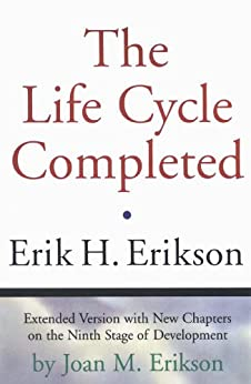 """The Life Cycle Completed (Extended Version): A Review (English Edition)"",作者:[Erik H. Erikson, Joan M. Erikson]"