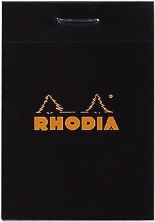 RHODIA 罗地亚 法国 经典上翻笔记本 黑色 N10方格 102009