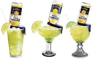 Corona-Rita Margarita 支架 - 4 件套 黄色/蓝色 黄色
