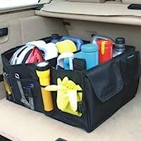 唐莎 汽车后备箱收纳箱 车用储物包 车载置物箱 整理箱储物箱