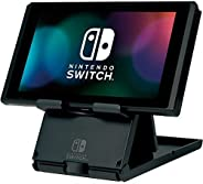 HORI Switch 紧凑型游戏架 标准黑色