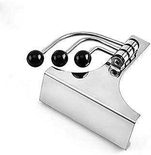 Dinoka(dinoka)挂钩不锈钢挂钩、整理收纳衣挂、衣柜、浴室、卧室、厨房用 挂钩
