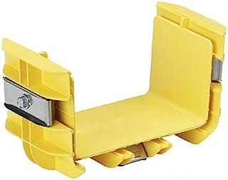 Panduit FRBC6X4YL 赛车耦合器配件,黄色