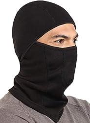 巴拉克拉瓦面罩 - 极端寒冷天气滑雪面罩 男女适用 - 冬季滑雪装备适用于工作、滑雪、单板滑雪和摩托车骑行。终极保护元素。适用于头盔下