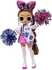 L.O.L. Surprise! OMG Sports Cheer Diva 时尚竞技啦啦队娃娃,开箱即有 20 个惊喜