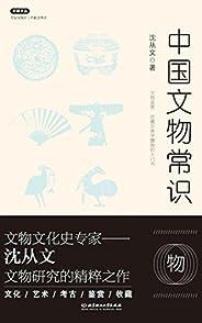 中国文物常识 (不鄙文丛)