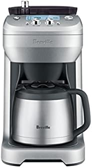 Breville BDC650BSS Grind Control Coffee Maker, Brushed Stainless Steel 需配变压器