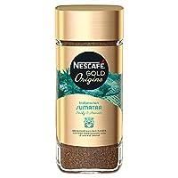 Nescafé 雀巢咖啡 GOLD ORIGINS 蘇門答臘速溶咖啡 瓶裝 ,100克(6瓶裝)