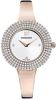 Swarovski 施华洛世奇 5484073 水晶玫瑰手表