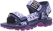 [东方旅行] 童鞋 儿童 鞋 上学 轻量 男孩 女孩 凉鞋 海桑 K-021
