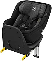 Maxi-Cosi 迈可适 Mica i-Size 儿童座椅,360度可旋转,包括 ISOFIX 底座,年龄组 0/1 汽车座椅(至约 105厘米 / 18千克),G-Cell 侧面保护系统,适合约 4个月至约 4岁儿童