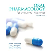 Oral Pharmacology for the Dental Hygienist (2-downloads) (English Edition)