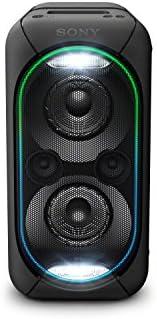 Sony 索尼 GTKXB60 / B 便携式无线大功率蓝牙扬声器,黑色