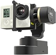 FeiyuTech FY-WG 3軸萬向節運動相機,黑色
