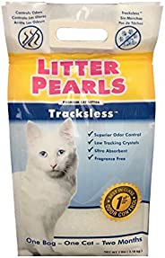 tracksless litter pearls cat litter by ultrapet