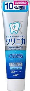 CLINICA advantage 牙膏 冰爽薄荷 增量装 143 g