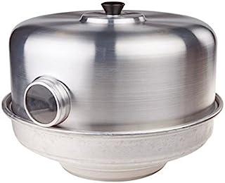 Pentole Agnelli COALFORNOOCCHIO30 家庭 Nonna Aurelia 烤箱,铝,灰色,30厘米
