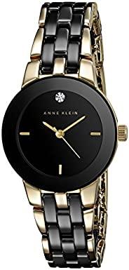 Anne Klein 礼服手表(型号:AK/1610)