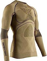 X-Bionic Radiactor 4.0 长袖圆领衬衫男士金色/黑色2019内衣
