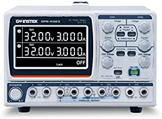 Instek GPE-4323 4 通道 212W 线性直流电源