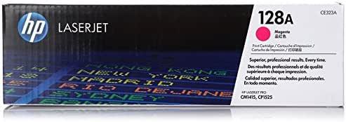 generic 兼容墨盒替换件适用于 HP CE323A ,128A ( 洋红色 )