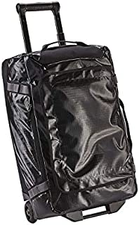 Patagonia 黑色轮式行李箱 40 - 滚轮箱 黑色(黑白) 45 cm
