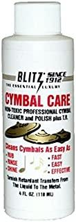 Blitz Music Care 336-4x 镲片护理,4 件装