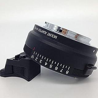 CANMEELUX 镜头适配器环自动对焦镜头安装适配器转换器 (NF-nex-AF)