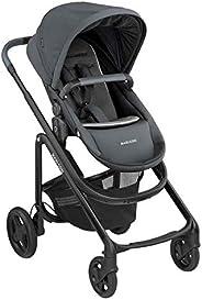 Maxi-Cosi Lila CP 舒适婴儿车 可折叠婴儿车 6个月至4岁 0-22千克 基本石墨