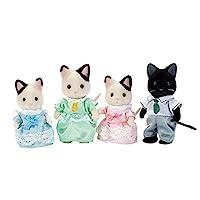 Calico Critters 燕尾服猫咪家族 洋娃娃 玩偶屋人偶 可收藏 多款