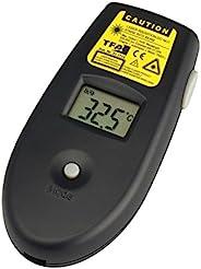 TFA Dostmann Flash III 红外线温度计,无触摸测量,表面温度,多功能(家居/手工/爱好。