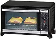 "ROMMELSBACHER 小型烤箱BG 950 ""Speedy"" - 10升烘烤空間,2 個石英加熱元件,溫度為80 - 230°,頂部/底部加熱,定時器,不粘涂"