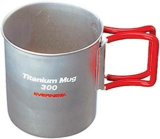 EVERNEW 300FH 钛杯