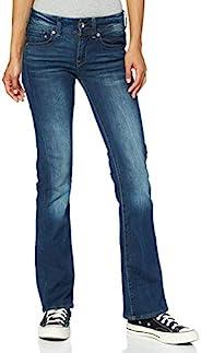 G-STAR RAW 女士中腰鞍状中腰靴型牛仔裤 Midge Saddle Mid Waist Bootcut