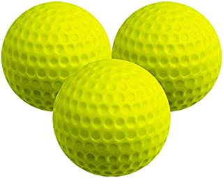 Longridge Distance 高尔夫球(6 只装)- 黄色