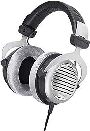 Beyerdynamic 拜亚动力 DT 990 版本 600欧姆立体声头戴式耳机。 开放式,有线高端耳机,使用耳机放大器