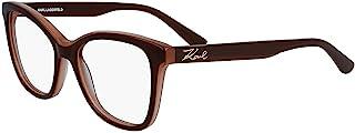 Karl Lagerfeld KL972,醋酸纤维太阳镜,棕色/蛋白石米色中性成人,多种颜色,标准