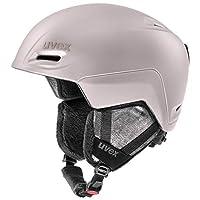 UVEX 优维斯 中性成人 jimm 滑雪头盔,玫瑰金,55-59 厘米
