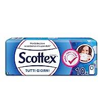 Scottex 纸巾,1 包 10 包