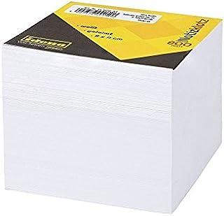 Idena 31.1010 / AA – 记事簿,9 x 9 厘米,800张,白色