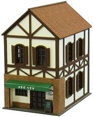 SANKEI 1/150 角落生物模型系列 餐厅A 纸工艺套件